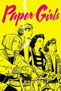 Paper Girls, Brian K Vaughn, Cliff Chiang, Image Comics, 2015