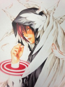 Platinum End. Art by Takeshi Obata. Shueisha.