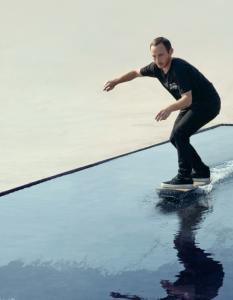 Lexus hover board promo