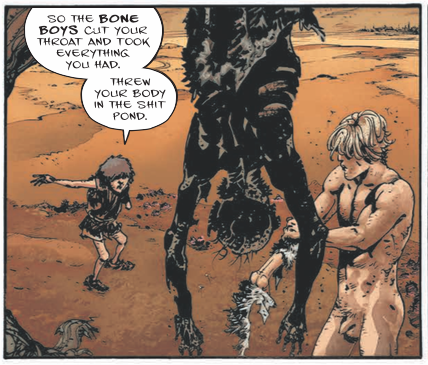 The Goddamned, R M Guera, Guilia Brusco, Jason Latour for Image Comics, 2015