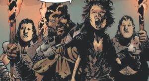 The Goddamned, R M Guera, Guilia Brusco, Jason Latour for Image Comics, 2015