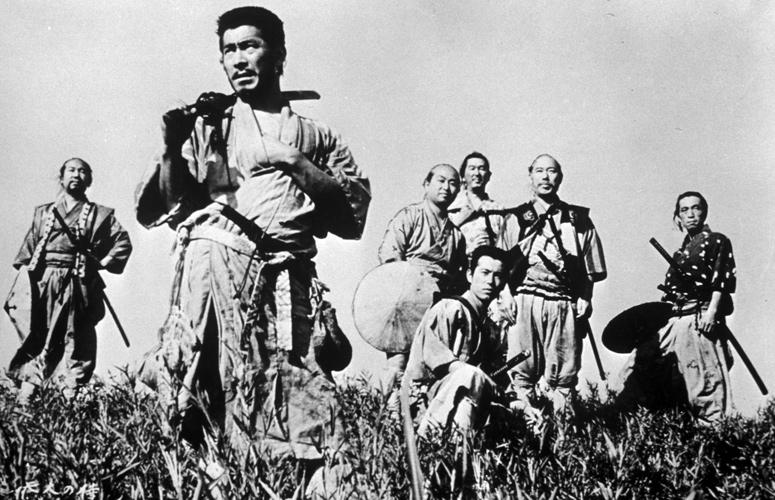 Seven Samurai Akira Kurosawa 1954