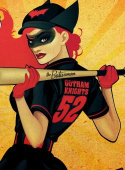 Kate Kane, DC Bombshells.