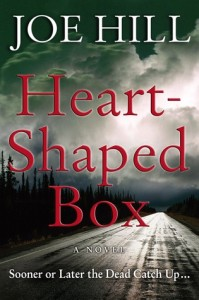 Heart Shaped Box Joe Hill William Morrow February 13 2007