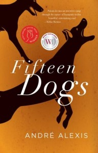 Fifteen Dogs, Andre Alexis, Coach House Books, 2015