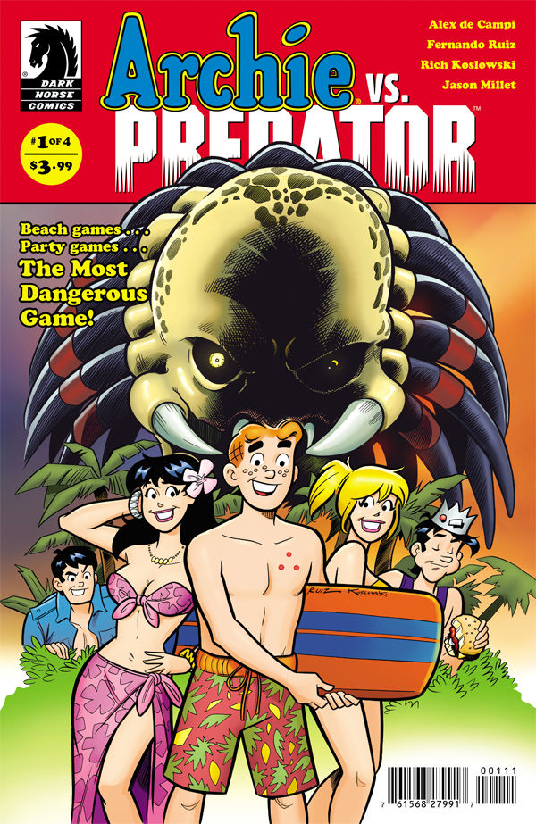 Review: Archie vs. Predator