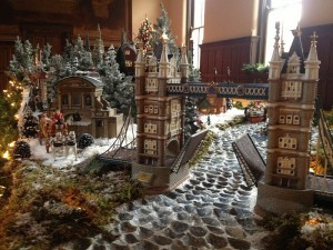 Dickens Christmas Village Big Ben