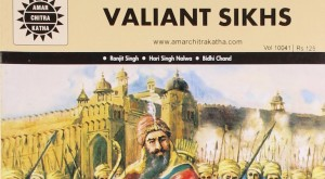Valiant Sikhs cover crop, http://www.amazon.in/Valiant-Sikh-Amar-Chitra-Katha/dp/8184824025