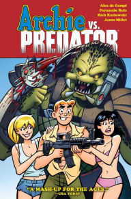 Archie vs. Predator TPB, Alex de Campi (script), Fernando Ruiz (pencils), Rich Koslowski (inks), Jason Millet (colors), John Workman (letters), Dark Horse, November 4, 2015