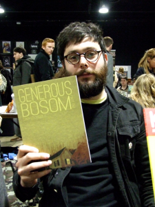 Breakdown Press, Thought Bubble, 2015