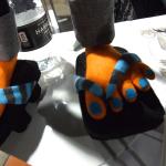 Feltmistress' feet, Thought Bubble, 2015