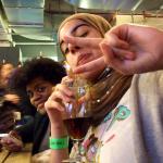 Zainab & J. A. Micheline, Thought Bubble, 2015