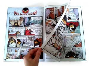 Evil Penguin 2 photo, Laura Ellen Anderson, Phoenix/David Fickling Books
