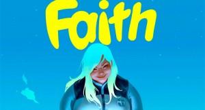 Faith 1 cover, Valiant Comics, JELENA KEVIC-DJURDJEVIC