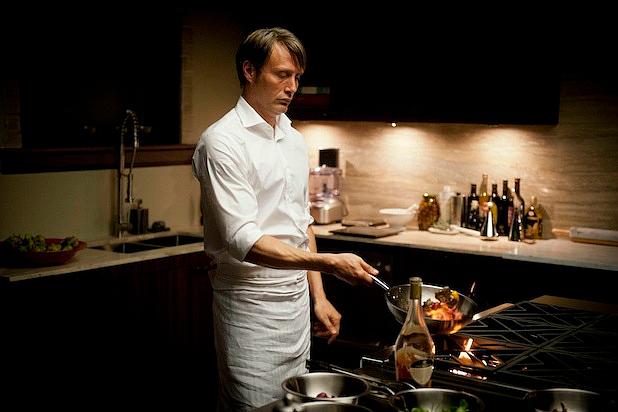 "Mads Mikkelsen S1 ""Apertif"" | Hannibal |"