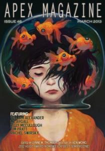 Apex Magazine, Issue 46, 2013