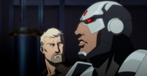 Justice-League-Throne-Atlantis-Clip-Cyborg-and-Steve-Trevor