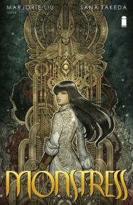 Monstress #1; Author: Marjorie Liu; Artist: Sana Takeda; Image Comics; November 2015