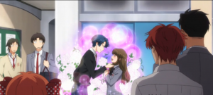 Monthly Girls' Nozaki Kun vol 1. Created by Isumi Tsubaki. 2014. Anime. Gif.