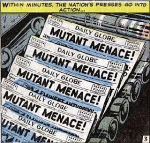 Mutant Menace