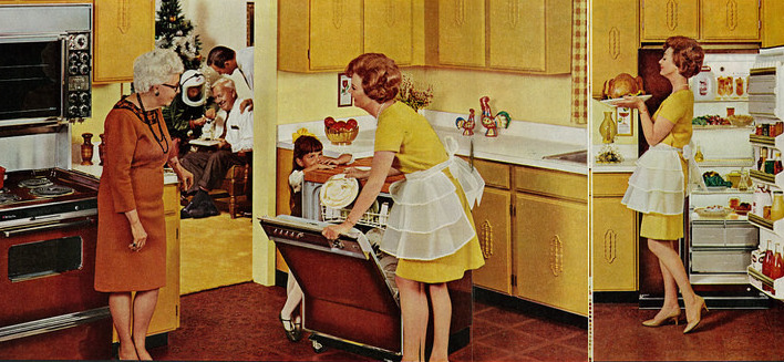 Taking the Girl Out of the Kitchen: My Experience with Gender and Cooking