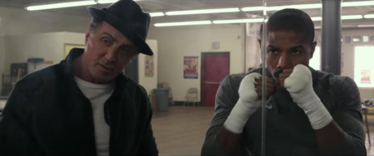 Creed. Directed by Ryan Coogler. Michael B Jordan. Sylvester Stallone. Tessa Thompson. 2015.