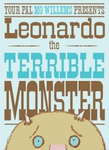 Leonardo the Terrible Monster Mo Willems Disney-Hyperion 2005