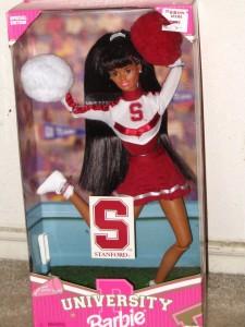 Stanford University Barbie, Mattel, 1996