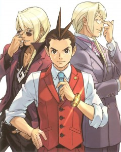 Official Art from Apollo Justice: Ace Attorney (Capcom, Nintendo DS, 2008) / image retrieved from http://i153.photobucket.com/albums/s229/Aangfish/Ace%20Attorney/Apollo%20Justice/lensflare.jpg