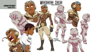 Tuskegee Heirs by Greg Burnham and Marcus Williams https://www.facebook.com/tuskegeeheirs/