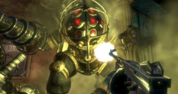 Image from Bioshock, 2007, Irrational Games / image retrieved from http://vignette1.wikia.nocookie.net/bioshock/images/a/a1/BioshockBigDaddy.jpg/revision/latest?cb=20090901034338