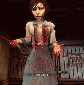 Image from Bioshock Infinite, 2013, Irrational Games / image retrieved from http://www.gamespersecond.com/media/2013/03/bioshock-infinite-gallery-15.jpg