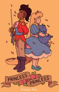 Princess Princess, webcomic, Strangely Katie creator