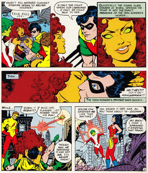 In Defense of Dick Grayson: Objectification, Sexuality, and