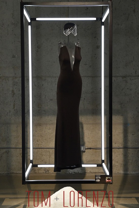 Star Wars Force 4 Fashion Halston Look via Quartz