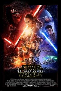 Star Wars: The Force Awakens movie poster | Disney | Lucasfilm