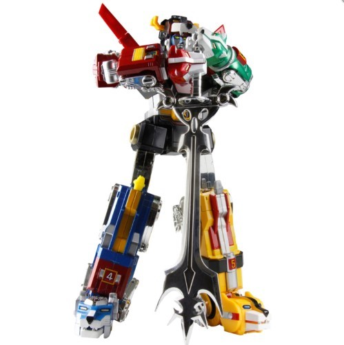 Voltron 30th Anniversary Collector's Set by Toynami.