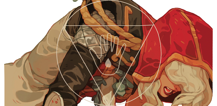 Review: Dragon Age Magekiller #3-5