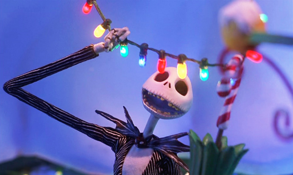 Merry Scary Christmas Nightmare Before Christmas Wwac