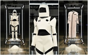 "Star Wars ""Force 4 Fashion"" Opening Ceremony and Ovadia & Sons designs at the Skylight Modern in NYC, photographed by Larry Busacca/Getty Images via Quartz."