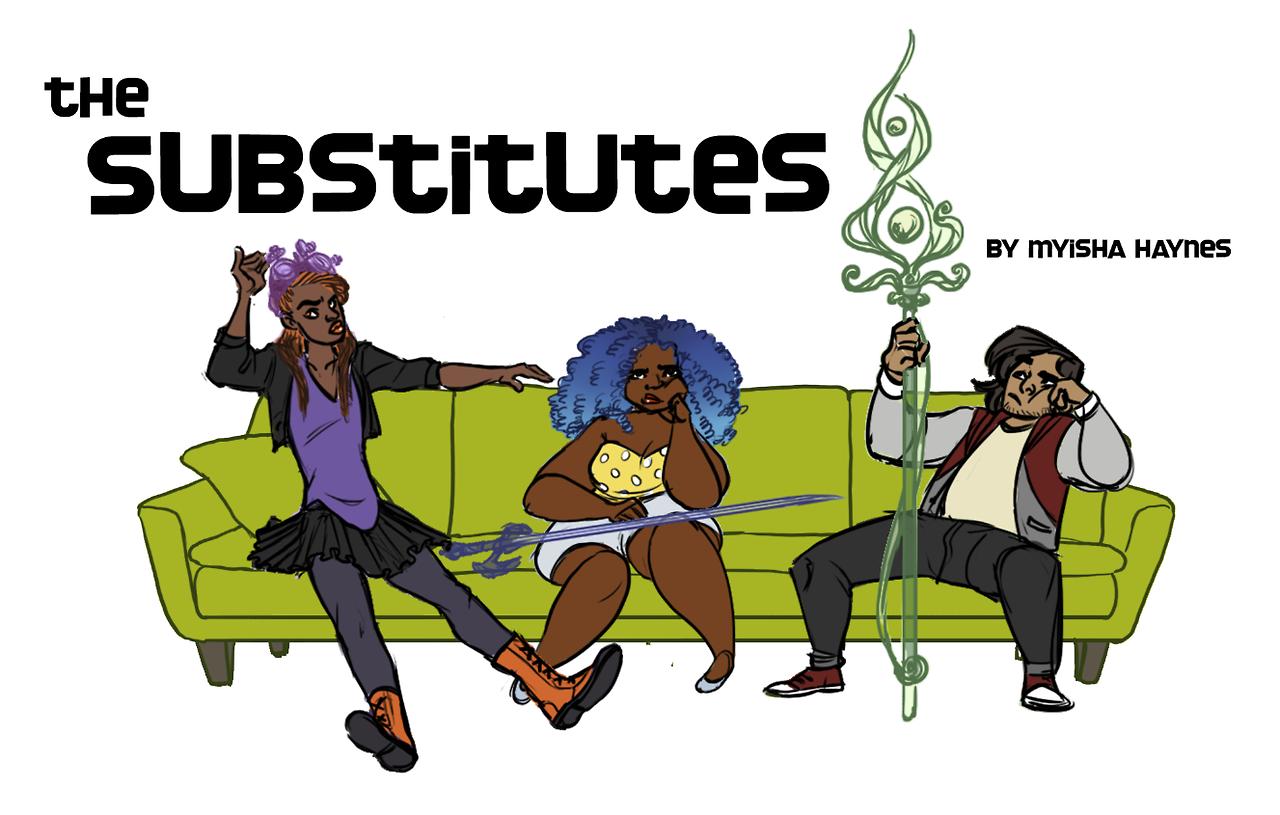 The Substitutes, by Myisha Haynes