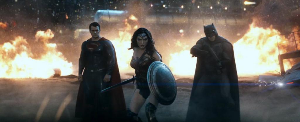 Batman v Superman: Dawn of Justice | DC Comics | Warner Bros 2016