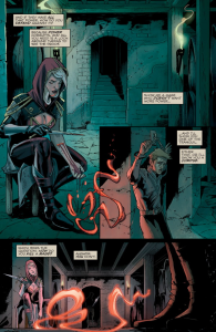Dragon Age: Magekiller #1 | Dark Horse Comics (2015) | Greg Rucka (W), Carmen Carnero (A), Sachin Teng (Cover)