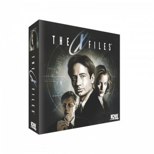 IDW X-Files game via IDW