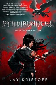 Stormdancer, Jay Kristoff, Thomas Dunne Books , 2012