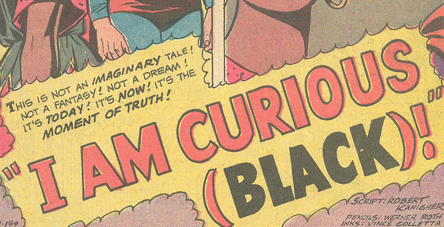 I Am Curious (Publishers): Lois Lane, Reprints, and Unintentional Ignorance