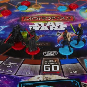 Star Wars The Force Awakens Monopoly from Hasbro