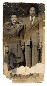 Henrietta and David Lacks | Photo courtesy of the Lacks family | http://www.smithsonianmag.com/science-nature/henrietta-lacks-immortal-cells-6421299/
