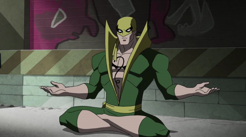 Two Questions About Netflix's Iron Fist Adaptation