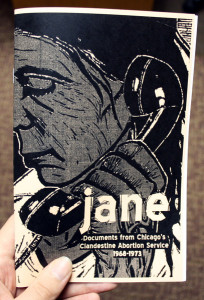 Jane Cover - Image from Microcosm Publishing